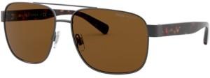 Polo Ralph Lauren Polarized Sunglasses, 0PH3130