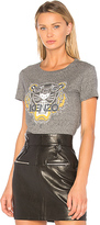 Kenzo Tiger Classic T-Shirt in Gray