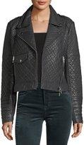 Joe's Jeans Michilen Leather Moto Jacket