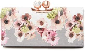 Ted Baker Neopolitan Bobble Matinee Leather Clutch