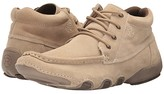Roper High County Cruisers (Tan Suede) Men's Slip on Shoes