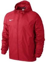 Nike Przeciwedeszczowa Team Sideline Rain Jacket Burgundy