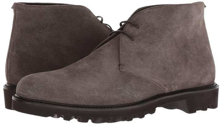 Giorgio Armani Suede Boot Men's Boots