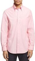 Brooks Brothers Star Jacquard Slim Fit Button-Down Shirt