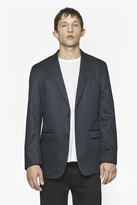 French Connection Moriarty Cotton Skinny Blazer