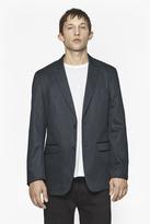 Moriarty Cotton Skinny Blazer