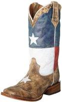 Roper Men's Texas Flag Western Boot