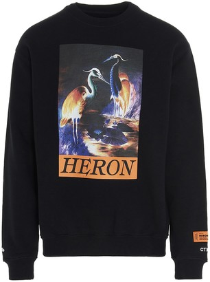 Heron Preston Times Sweatshirt