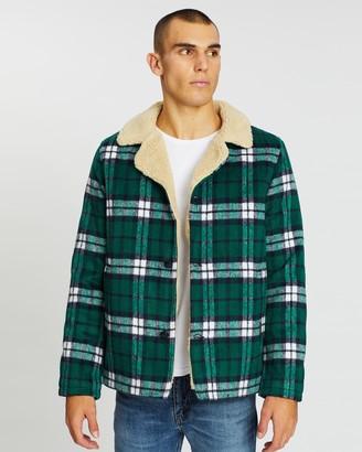 Wrangler Exclusive Cabin Jacket