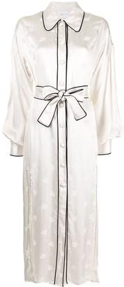 Alice McCall Hotel Lobby trench coat