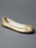 Gap Cinch ballet flats