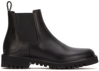 Valentino V Logo Beatle Boots