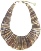 Soko Full Stacked Horn Necklace