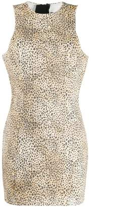 Alexander Wang Alexanderwang cheetah print dress
