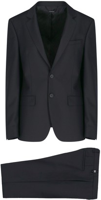 Givenchy Single Breasted Two Piece Suit
