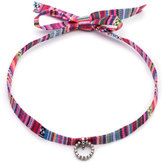 Dannijo Accessories Sabra Striped Choker Necklace