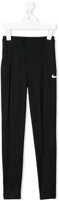 Nike Kids Branded Track Pants