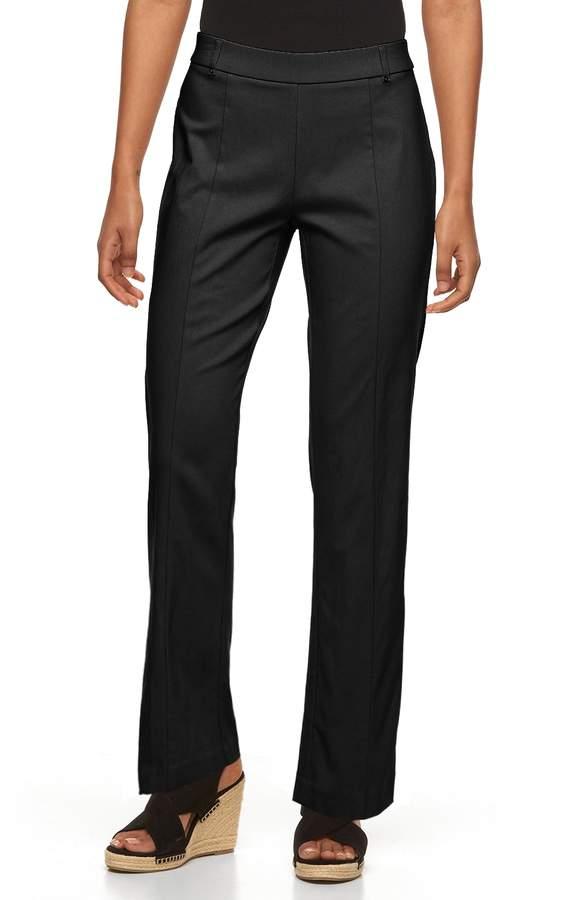 0a21b33789 Petite Dress Pants Black - ShopStyle