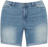 Junarose Plus Size Denim bermuda shorts