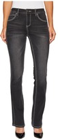 Jag Jeans Bianca Boot Platinum Denim in Dark Grey Women's Jeans