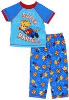 Komar Kids Daniel Tiger's Neighborhood Toddler Pajamas With Cape for boys