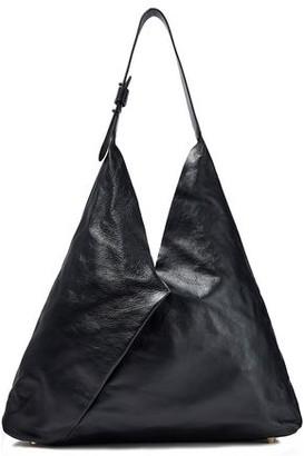 Iris & Ink Alvida Leather Shoulder Bag