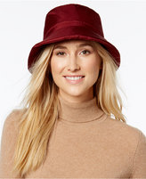 Nine West Quilted Bucket Rain Hat