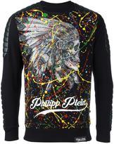Philipp Plein Indian Color sweatshirt
