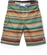 Lucky Brand Baha Swim Board Shorts - Boys