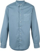 Officine Generale chest pocket shirt - men - Cotton - M