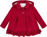 Monsoon Baby Rosalie Roses Coat