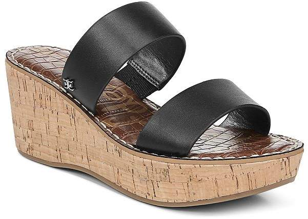 739d02a79b Sam Edelman Wedge Heel Women's Sandals - ShopStyle