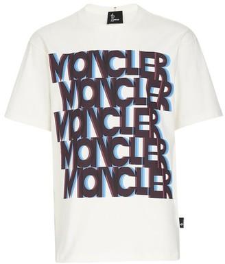 MONCLER GRENOBLE Logo t-shirt