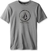 Volcom Men's Lino Stone Short Sleeve T-Shirt