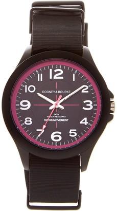 Dooney & Bourke Watches Poppy Sport Watch