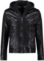 Oakwood Mojito Leather Jacket Noir
