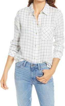 Faherty Malibu Button-Up Shirt