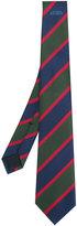 Gucci Regimental stripes tie