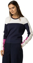 Tommy Hilfiger Final Sale-Spring Colorblock Sweater