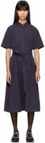 YMC Navy Joan Dress