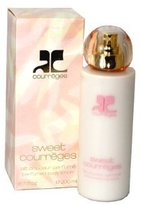 Courreges Sweet By For Women. Body Lotion 6.7 OZ by