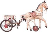 One Kings Lane Vintage Toy Pedal Horse, C. 1930