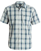 Quiksilver Men's Patman Short Sleeve Plaid Shirt
