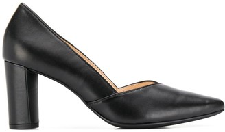 Högl Trusty pointed court pumps