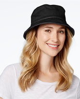 Nine West Cotton Canvas Bucket Hat