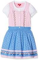 S'Oliver Girl's 58.707.82.2670 Dress,18-24 Months