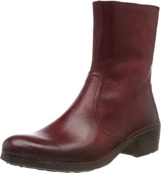 Neosens Women's S3075 Dakota Medoc Ankle Boots