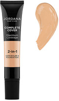 Jordana Complete Cover 2 In 1 Concealer & Foundation - Natural Beige
