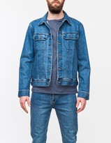 A.P.C. Washed New Blouson Jean