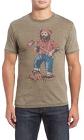 Lucky Brand Men's Lumbear Jack Graphic T-Shirt